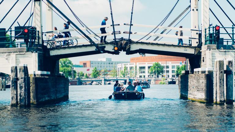 boot huren in Amsterdam