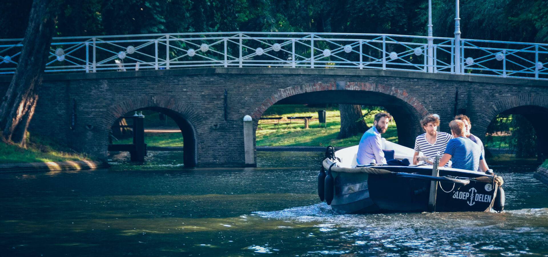 Boat Rental - Sloep Huren 1 - Sloepdelen