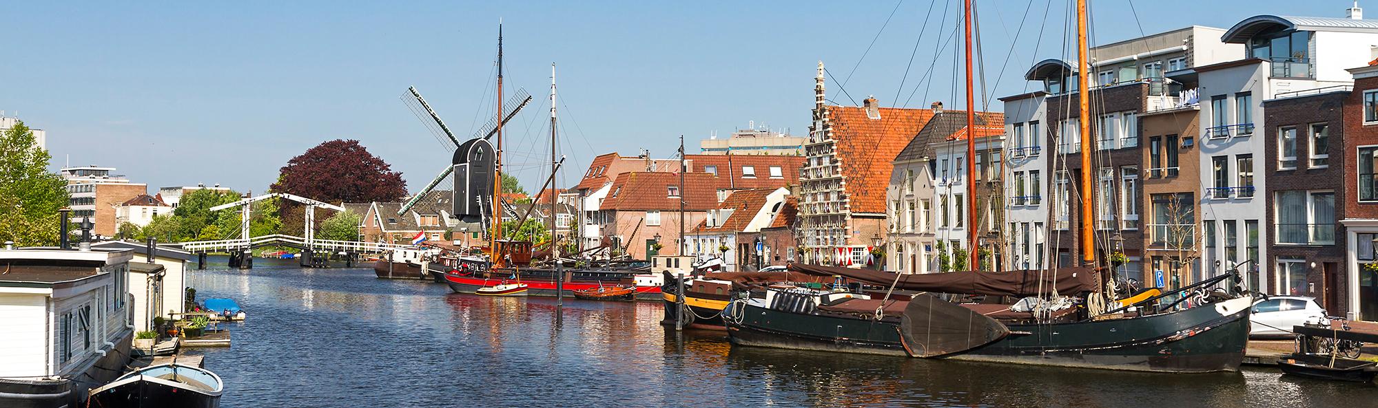 Leiden Singel
