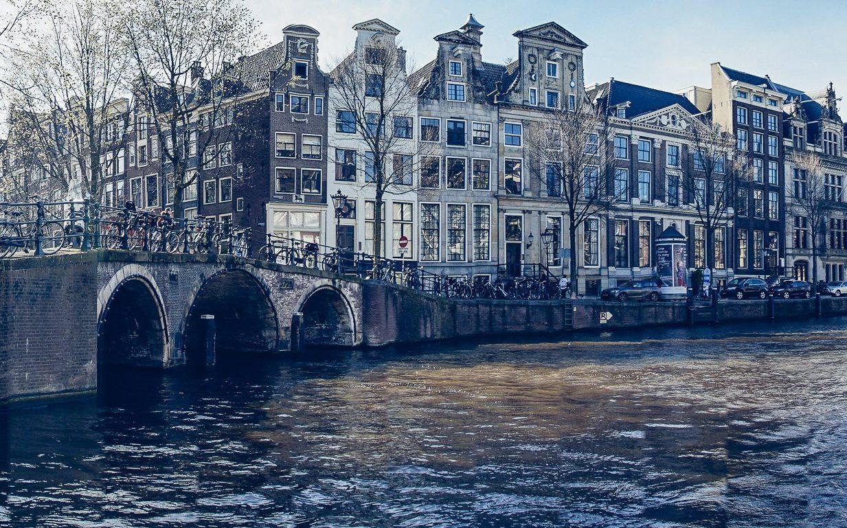 aanlegplaats Amsterdam herengracht water varen