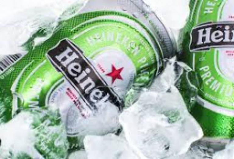 Six-pack Heineken