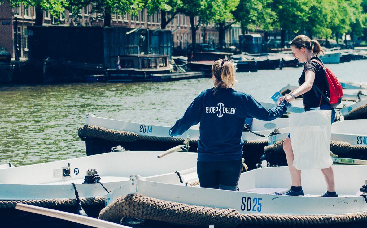 Sloep Huren Amsterdam Huur Een Boot Om Zelf Te Varen