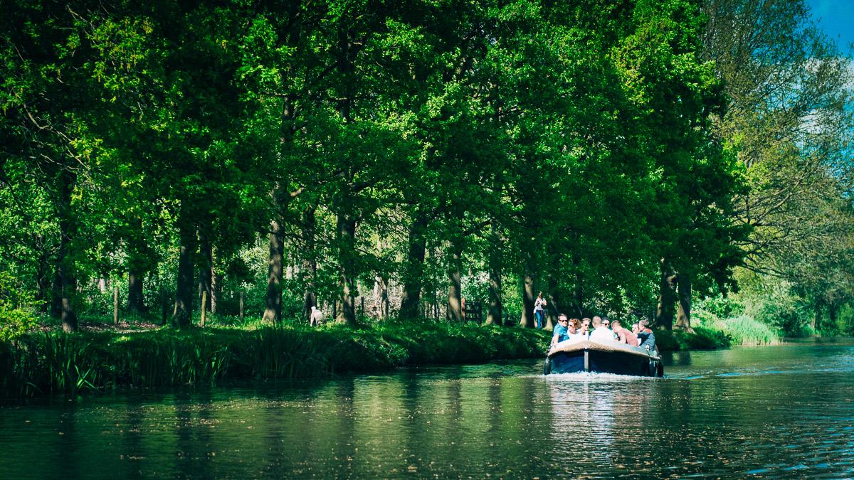 boot varen kromme rijn utrecht